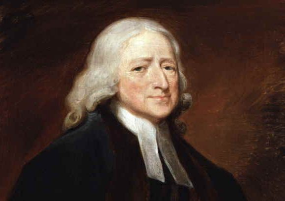 A visit from John Wesley (Part 1)
